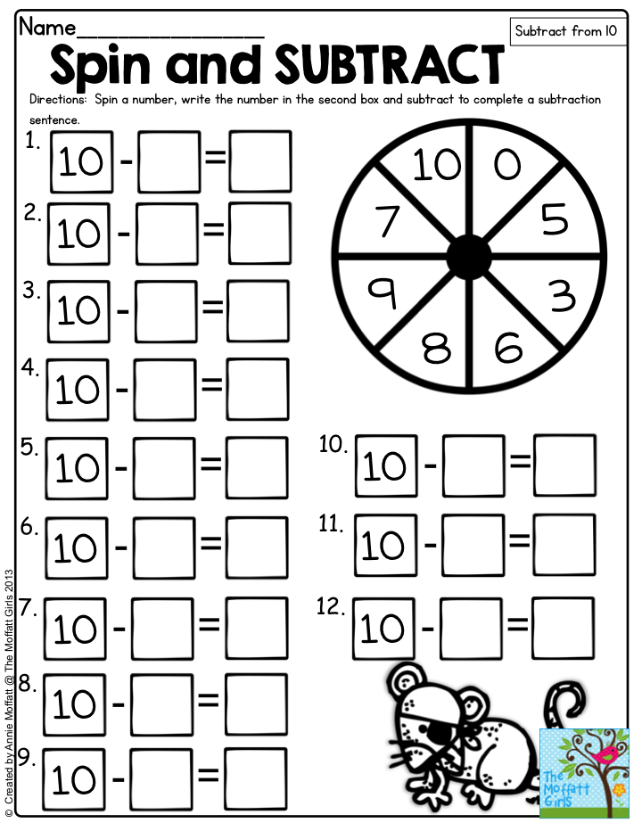 Grade 1 - Practice with Math Games