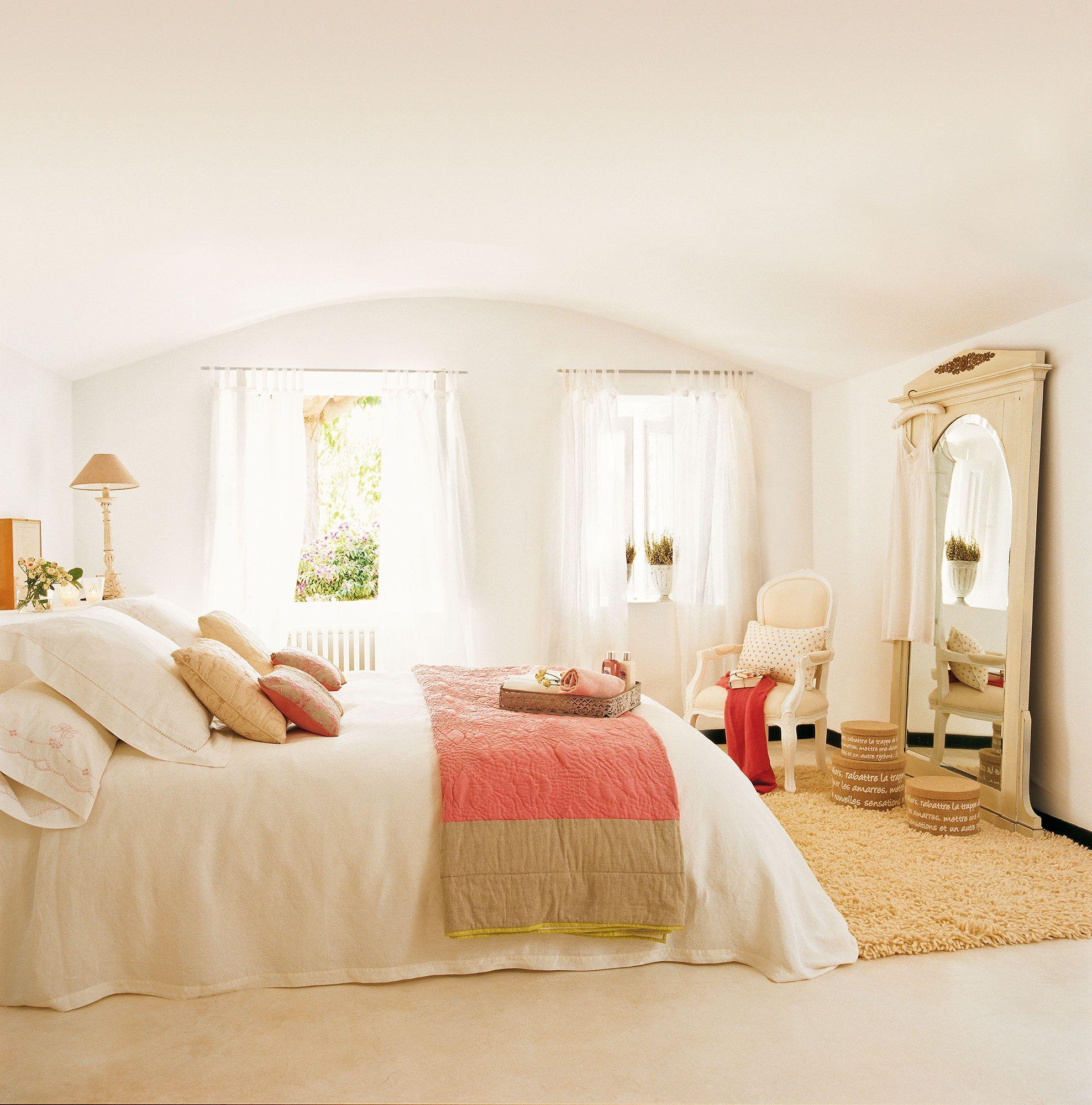 Dormitorios frescos: viste tu habitación para el verano | DECORACIÓN ...