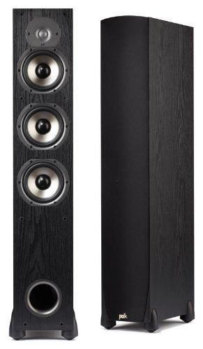 Polk Audio Monitor-65T Three-Way Floorstanding Speaker (Black, Single)  $  149.99   Home Audio Speakers Product Features     The Monitor 65T is a great compromise between size and performance with a high efficiency enclosure design, the 65T reveals the classic Polk sound   Dynamic Balance dome tweeter with powerful neodymium magnet structure d ..  http://www.speakersstore.com/polk-audio-monitor-65t-three-way-floorstanding-speaker-black-single-2/