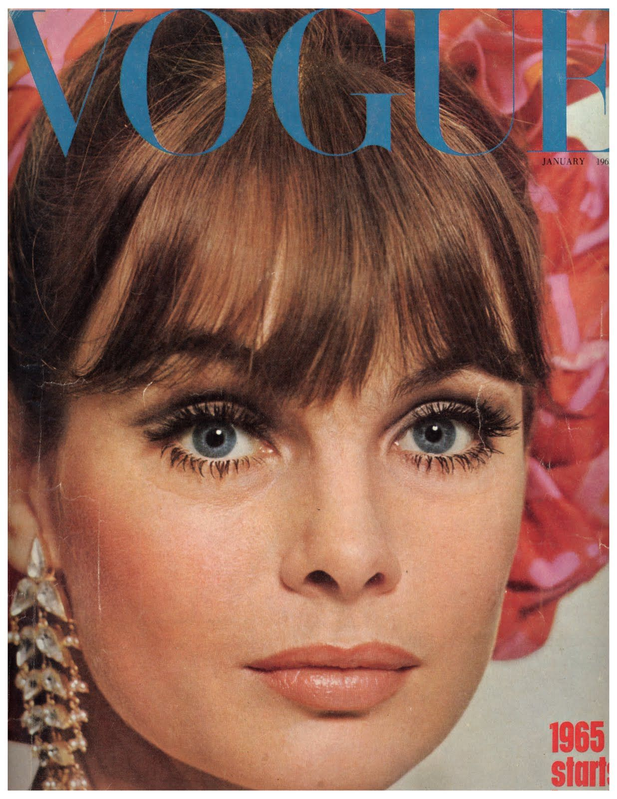 The Shrimp, Face of the century: January 1st 1965 - UK Vogue