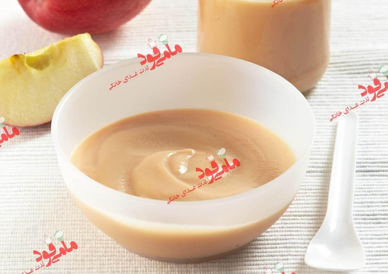 طرز تهیه معجون پای سیب یک دسر سریع و خوشمزه را در مامی فود مشاهده کنید و از طعم بی نظیر آب سیب با کاسترد لذت ببرید انواع نوشیدنی سالم و آبمیوه طبیعی در