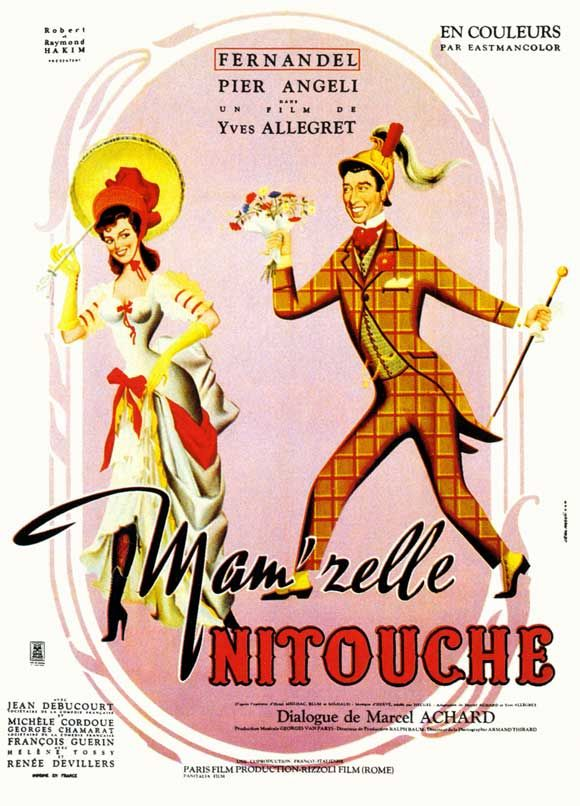 Watch Mam'zelle Nitouche Full-Movie Streaming