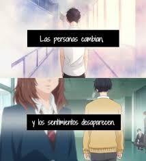 Resultado De Imagen Para Anime Frases De Amistad Tumblr Las