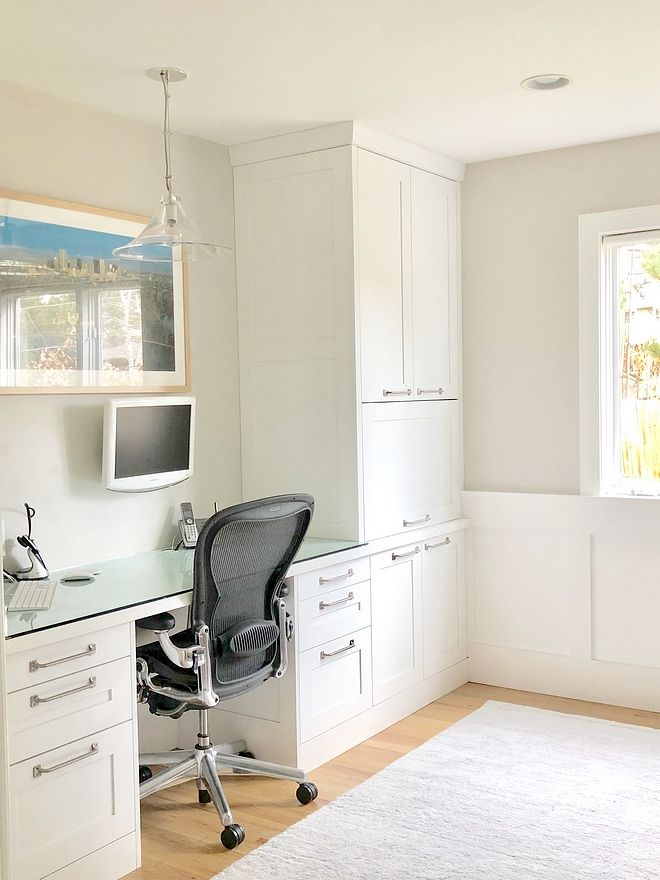 Best Benjamin Moore Decorators White The Same Painted White 400 x 300
