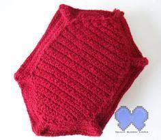 Legend of Zelda Rupee - free crochet pattern by DelilahBlue Cherlo