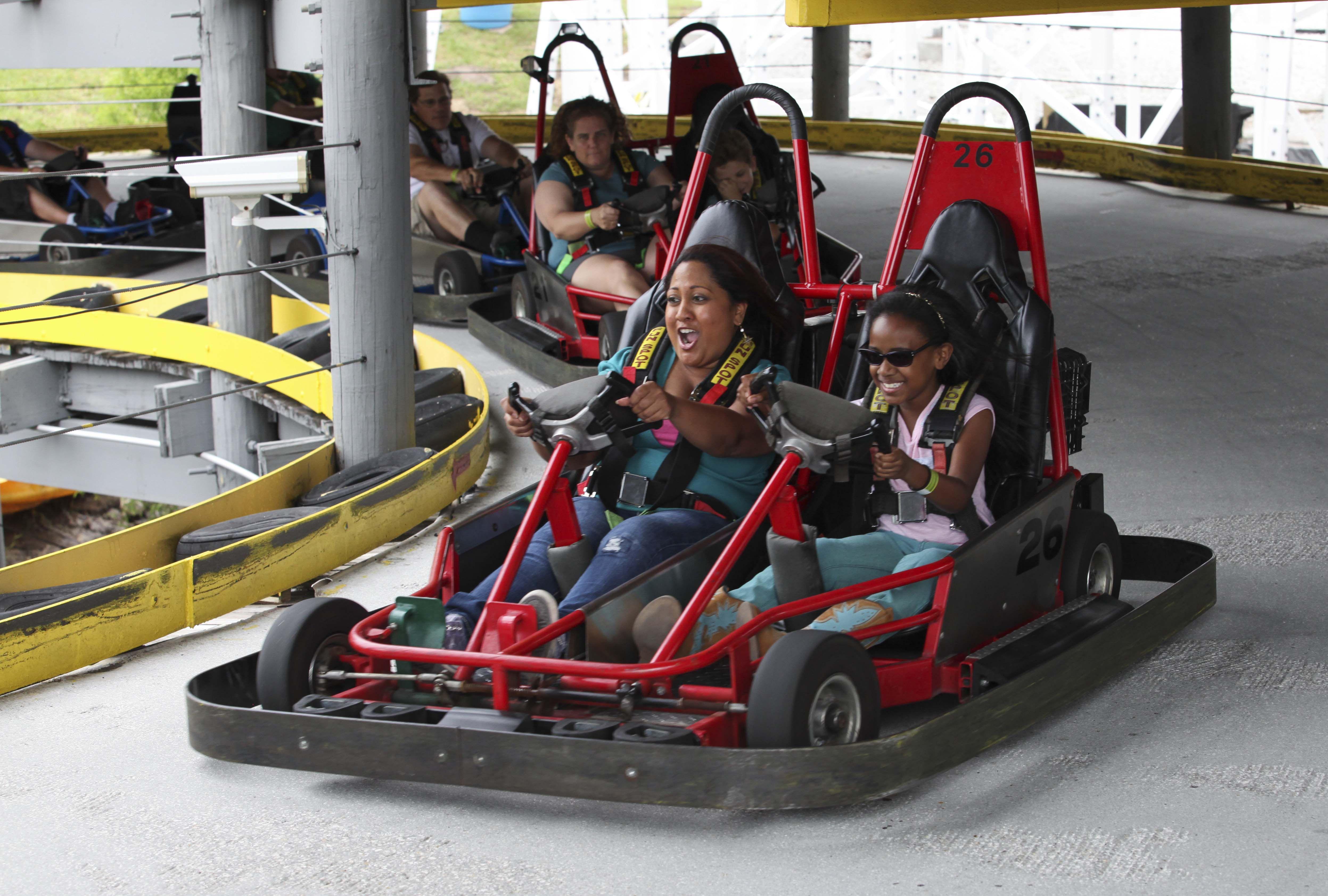 Go Karts Fun Spot