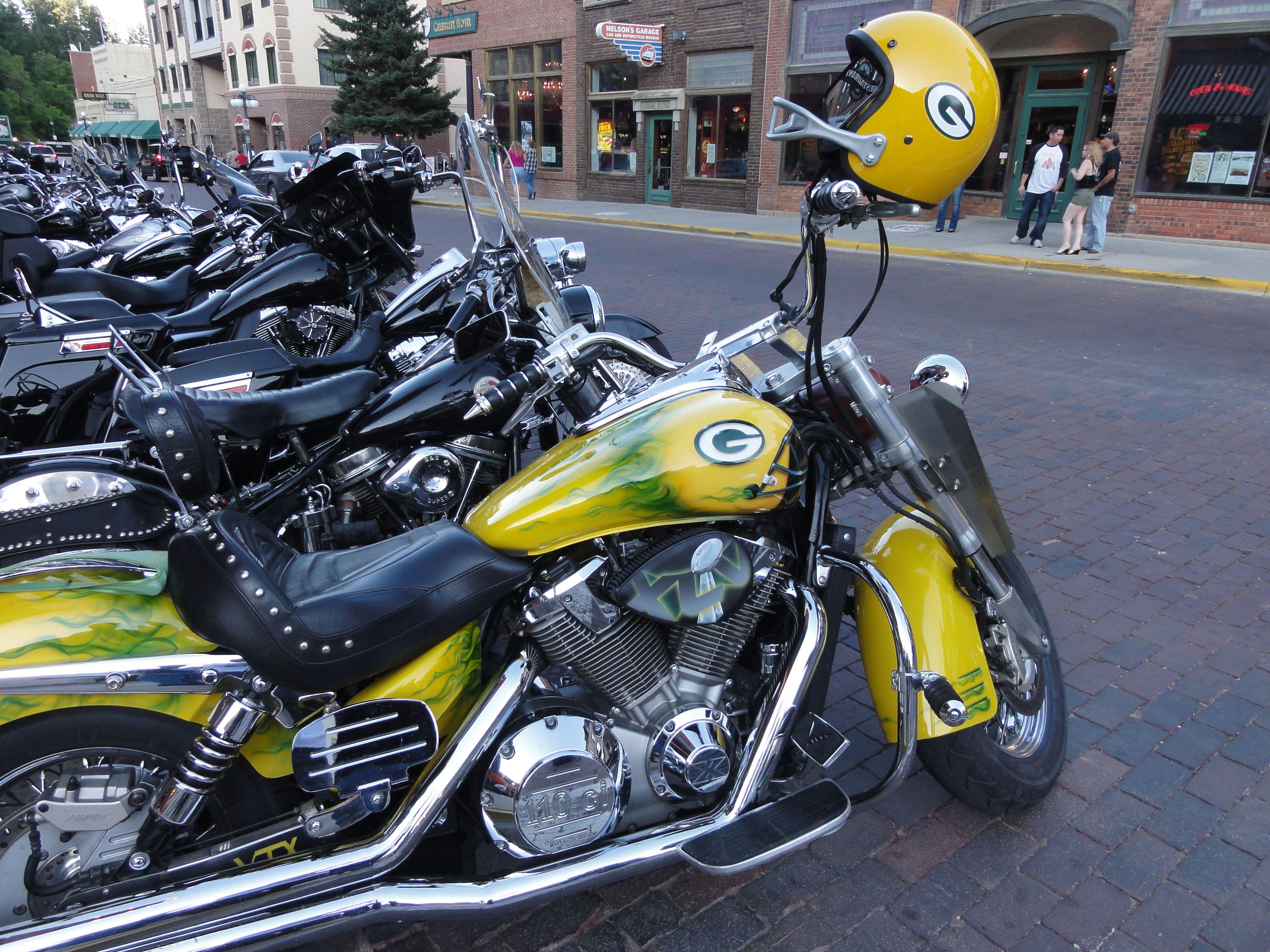 Packers Bike Deadwood Green Bay Packers Fans Green Bay Packers Football Green Packers