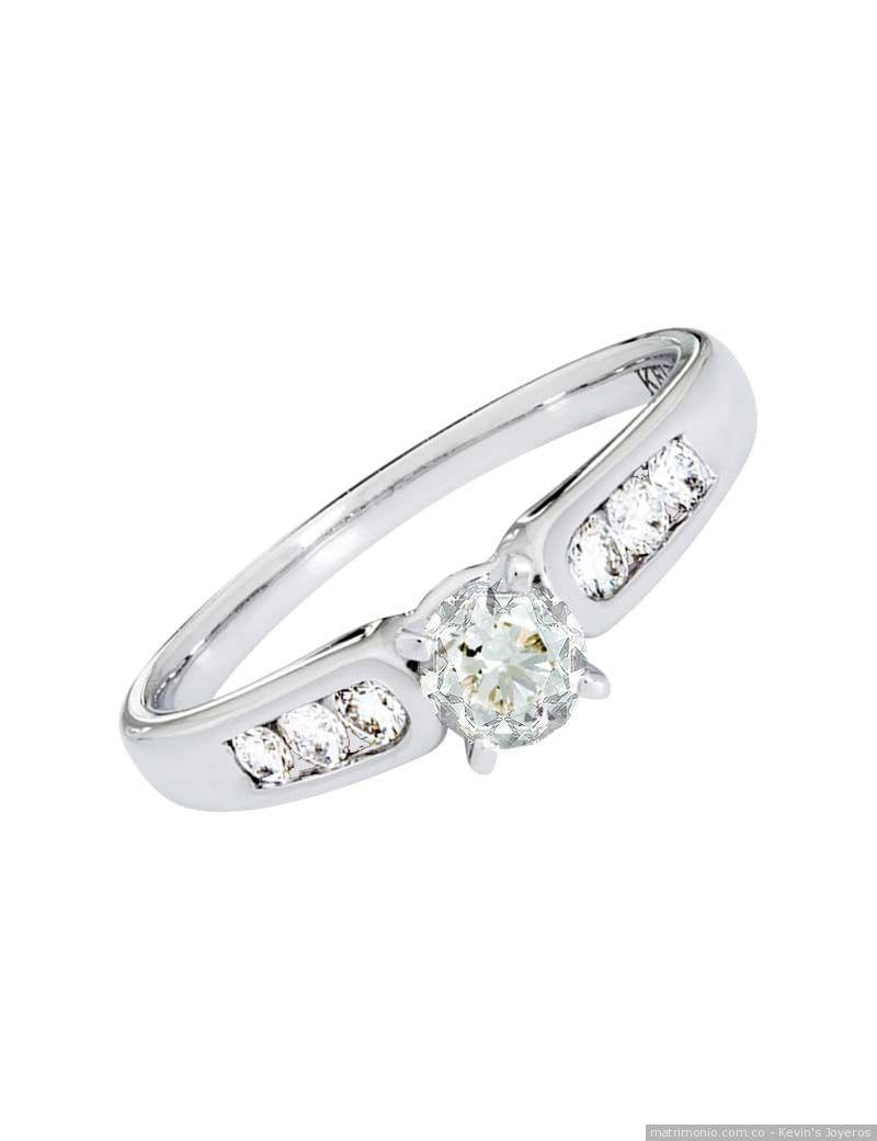 9090f4ef73b9 20 diseños de anillos de compromiso que te harán soñar  wedding  boda   matrimonio