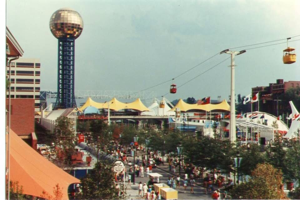 Image result for 1982 worlds fair