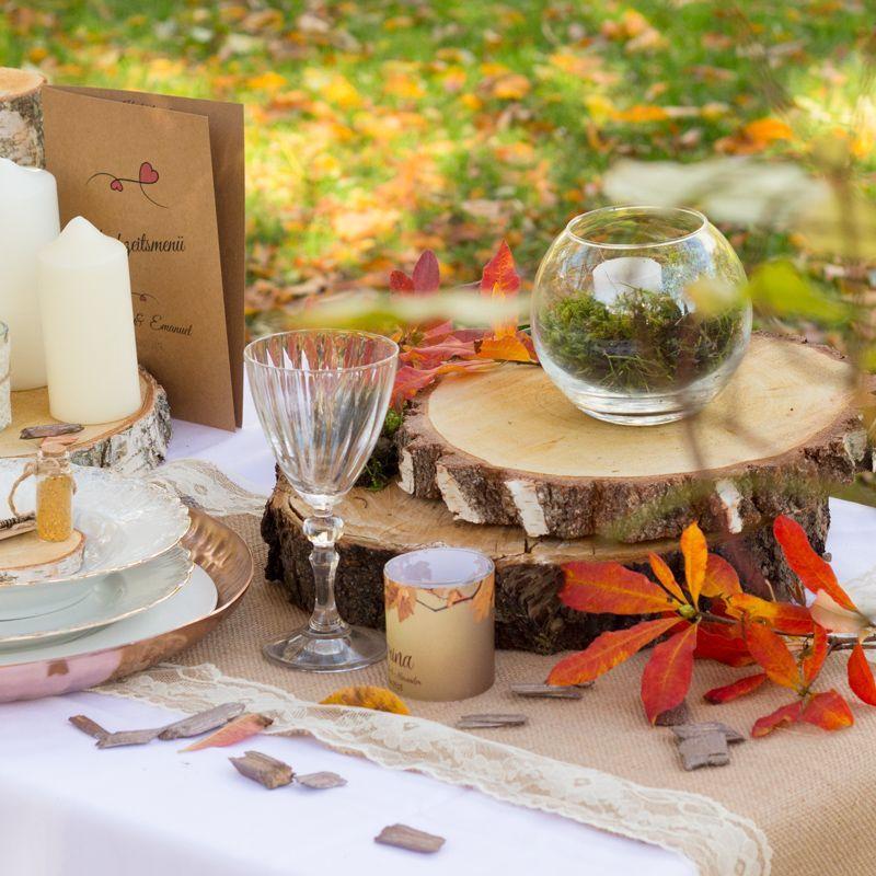 deko baumscheibe 25cm aus holz bestellen meine hochzeitsdeko rustic wedding hochzeit. Black Bedroom Furniture Sets. Home Design Ideas