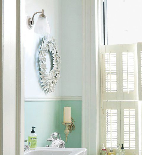 28 ways to refresh your bath on a budget bath paintsoothing colorsthis old housepainted