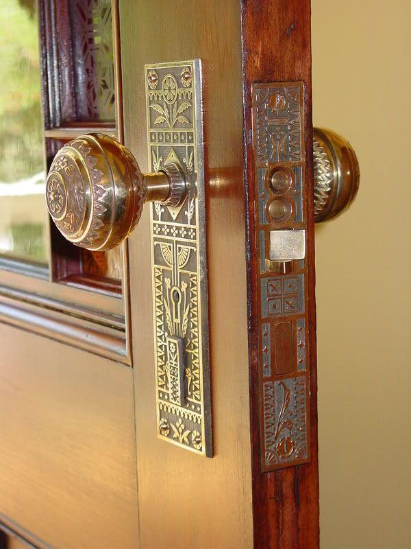 Old Door Hardware