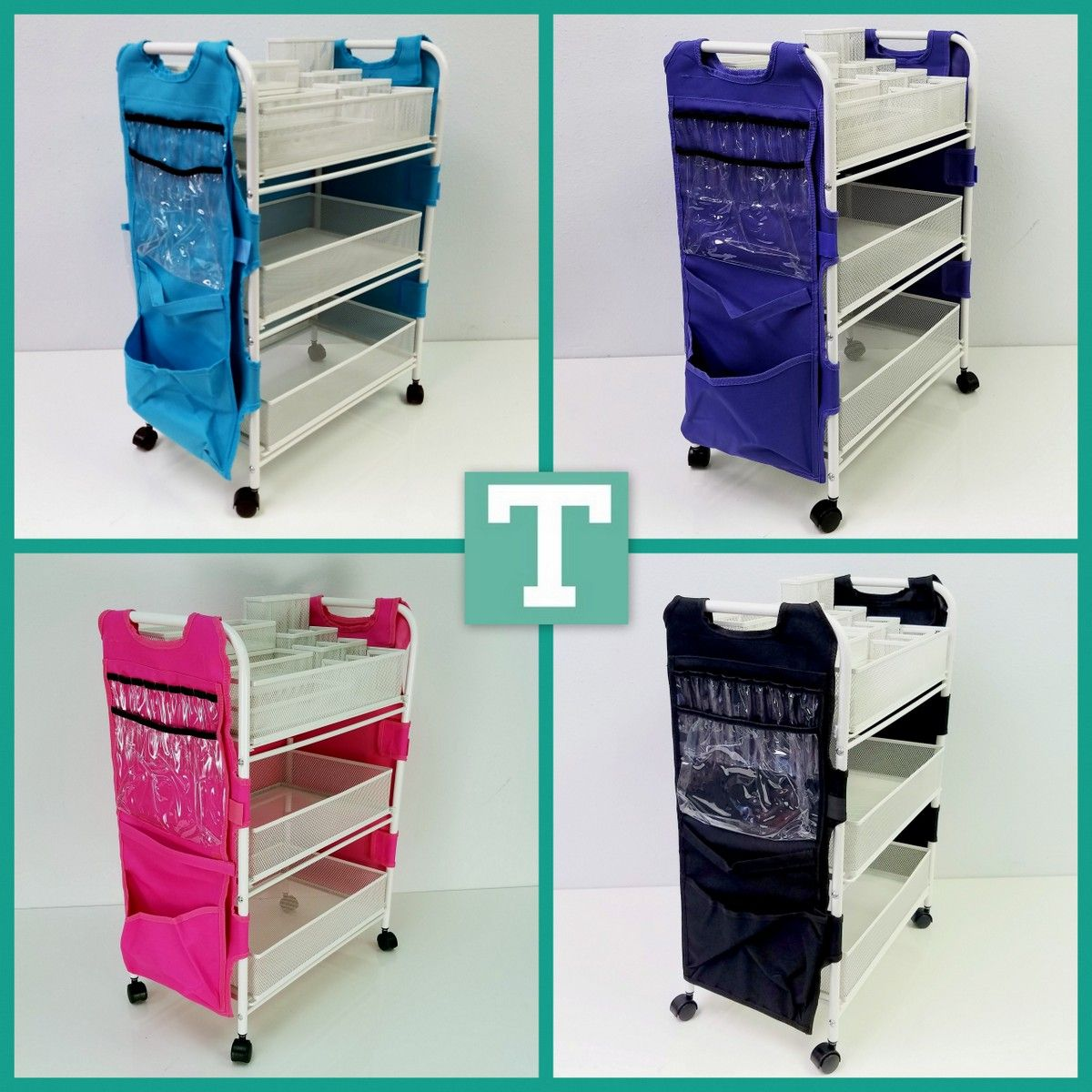 41++ Totally tiffany craft cart with attached 19 pocket apron info