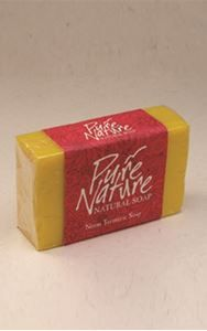 THIS IS MADE UP WITH -100 % Natural with Essential Oils, No Perfumes added  IN THIS soap