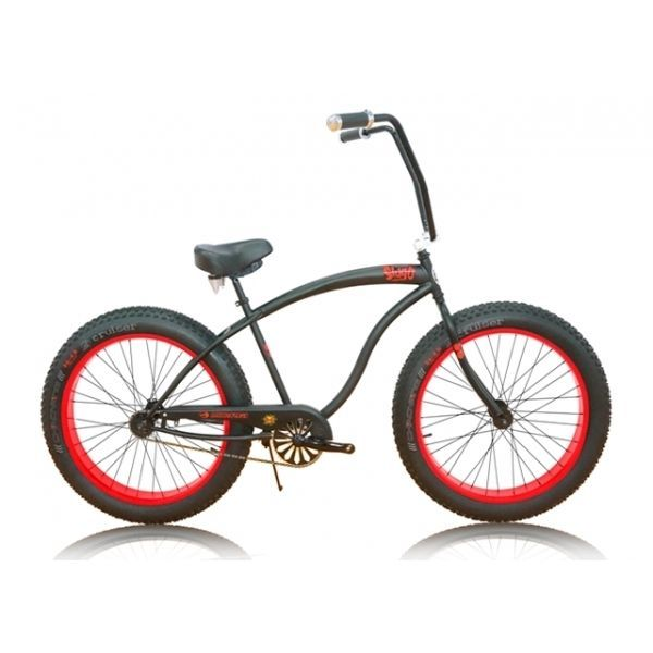 Yellow Comfort Beach Cruiser Lowrider Bike Bicycle Spring Saddle Seat Wide NEW