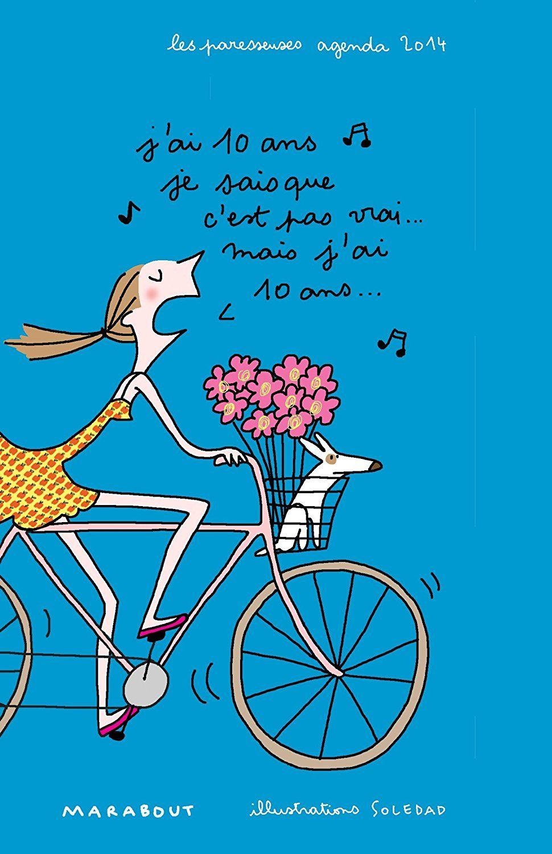 Les Paresseuses Agenda 2014   Joyeux anniversaire humour, Carte anniversaire drole, Anniversaire ...