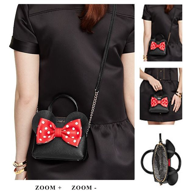 90d30fd4b50 katespade#@$39 on | Cute! | Disney purse, Kate spade minnie mouse, Bags