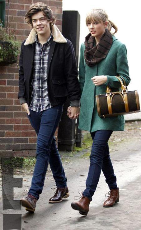 Harry Styles And Taylor Swift Hookup History