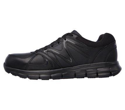 Men's Synergy Ekron Alloy Toe Slip Resistant Work Oxford