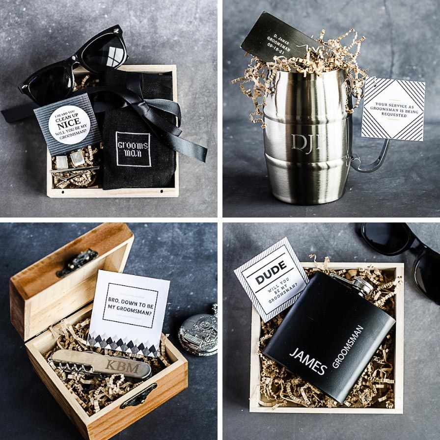 what are the best groomsmen gifts