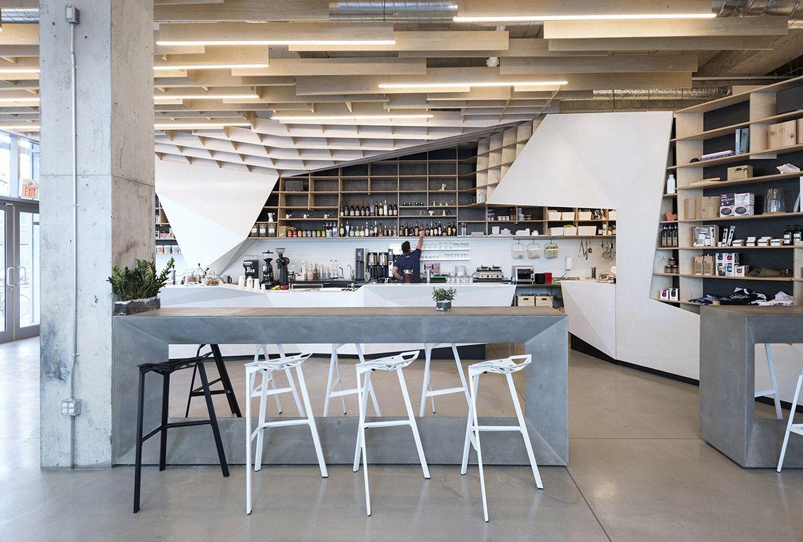 Revitalized Canadian Beverage Bar Bar Studio And