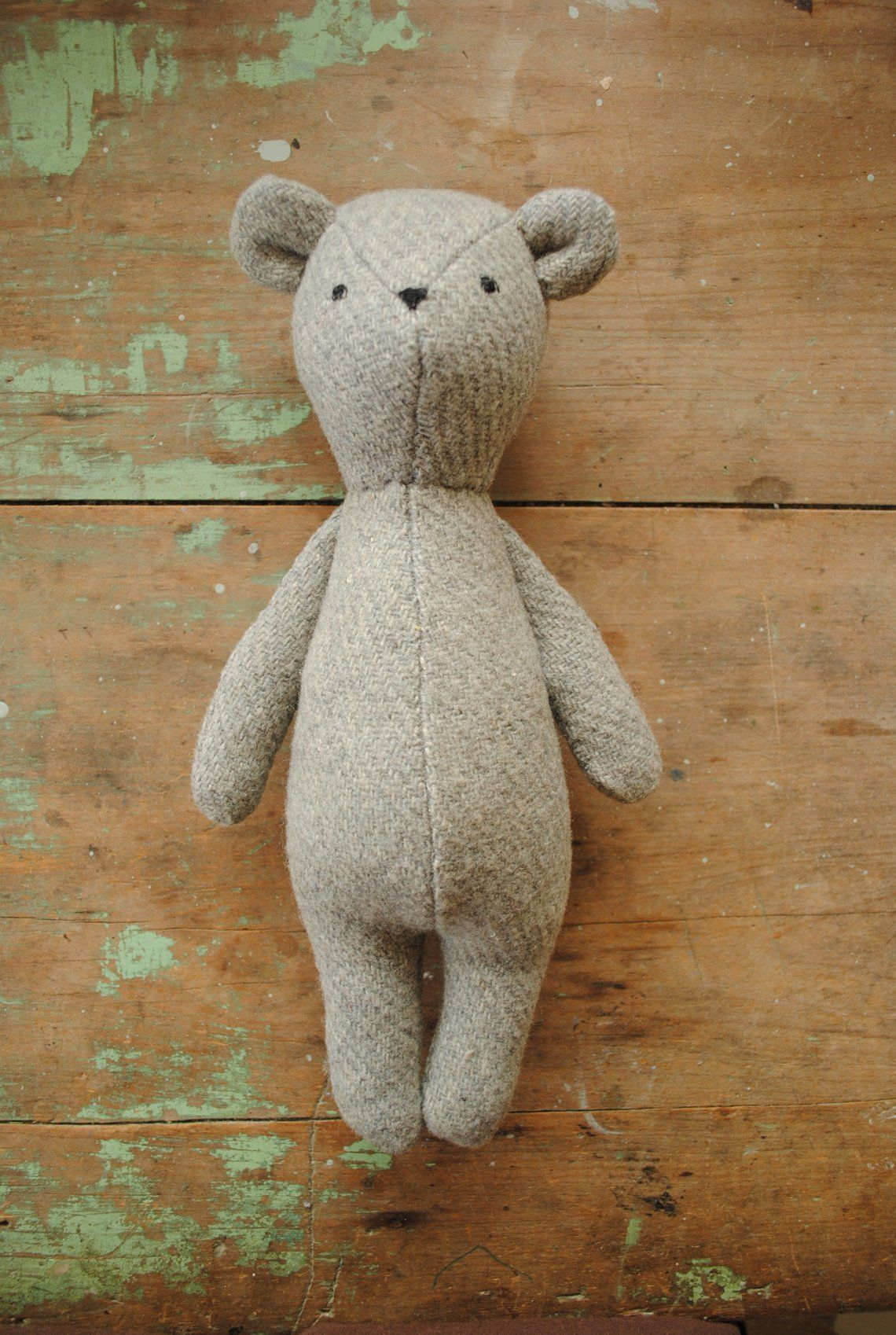20+ of the cutest teddy bear sewing patterns