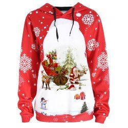 35a5c12ac8f2 Wholesale Santa Christmas Tree Jingle Bells Christmas Hoodie M Navy Blue  Online. Cheap Christmas Decorations And Christmas Sweatshirt For Men on ...
