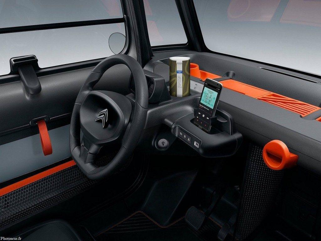Citroen Ami 2021 Zéro émission, zéro bruit, conduite