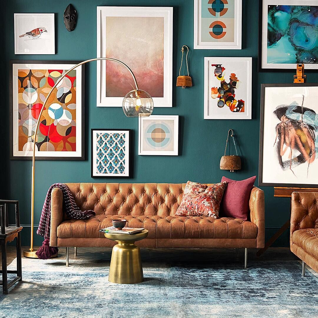 Nobody likes a sad wall cheer yours up with our west elm minted