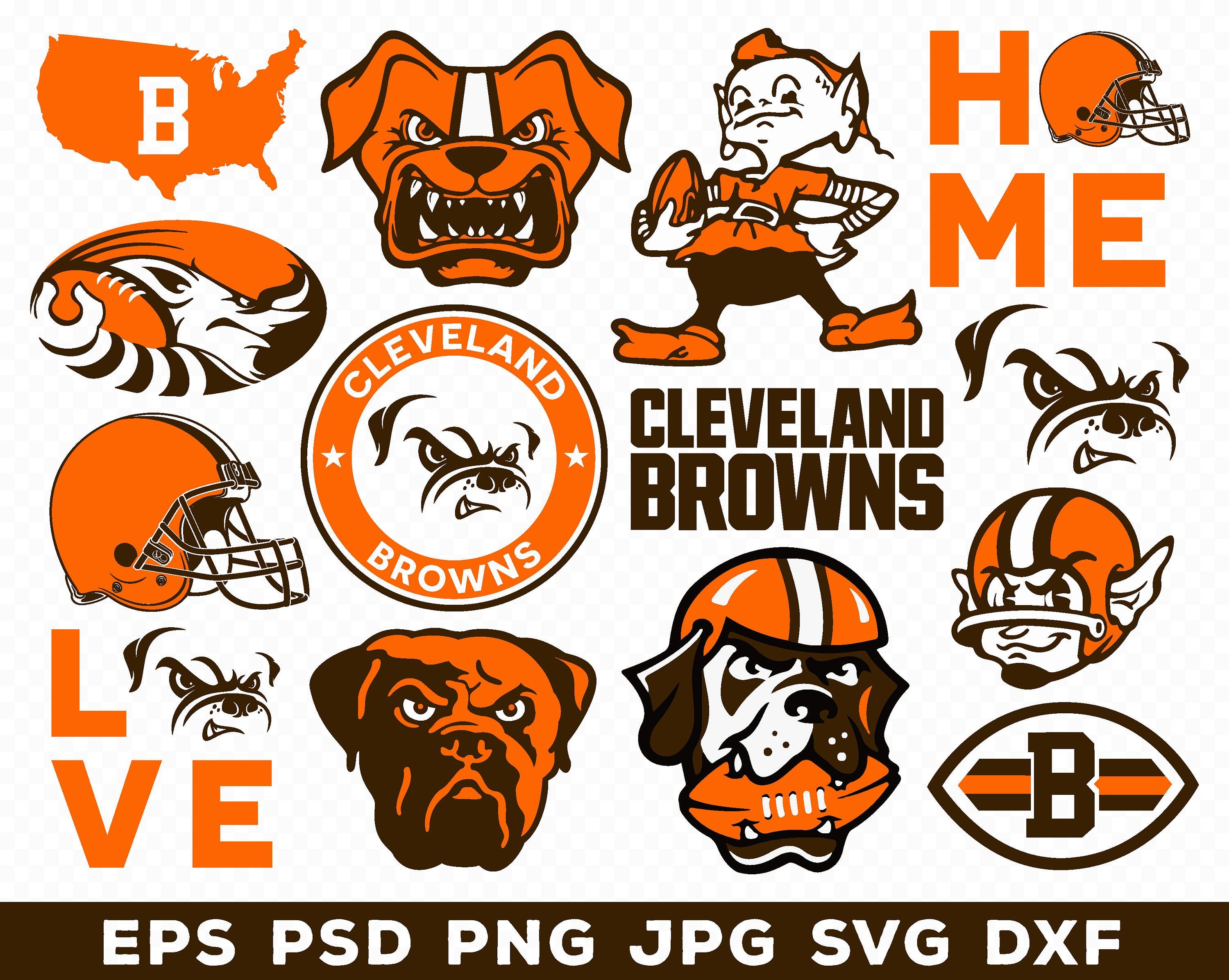Cleveland Browns, Cleveland Browns logo, Cleveland Browns