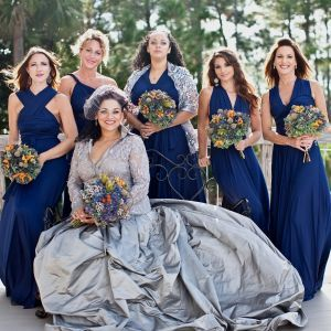 9df4a81d2138 18 Beautiful Bridesmaid Dress Style With Blue Dresses Ideas ...