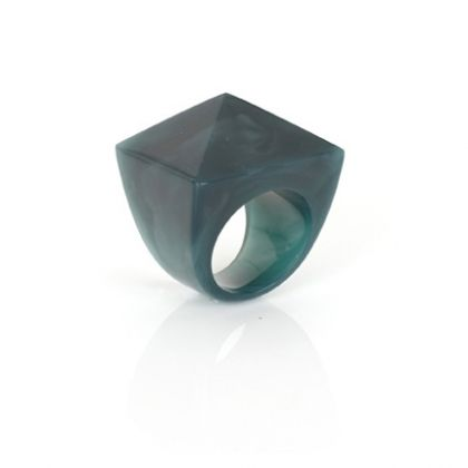 Tough Love Ring in Oceanic by Elke for TMOD Treasures http://tmod.com.au/product/tough-love-ring-ocianic