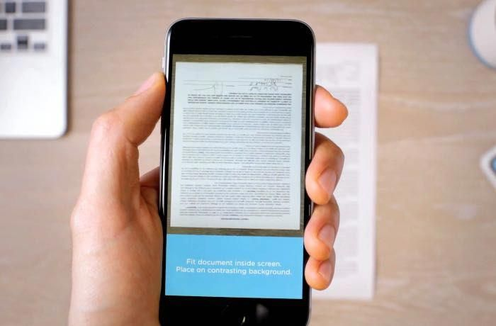 Evernote Scannable Mobile Scanning App Launched The App Is Designed