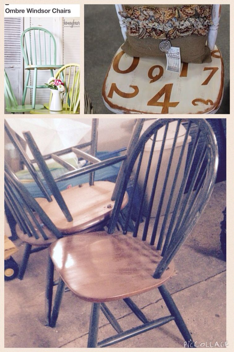 Ideas for transforming these chairs painted furniture pinterest
