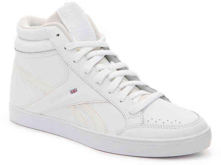 Reebok Women's Classic Royal Aspire High Top Sneaker