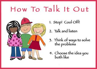Conflict resolution steps - School district website with ...