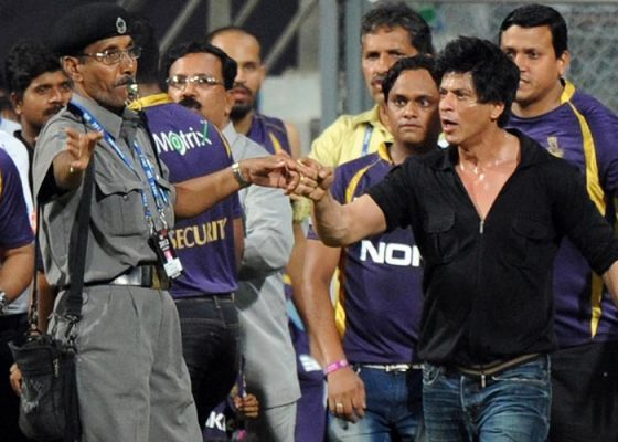 SRK: Down But Not Out