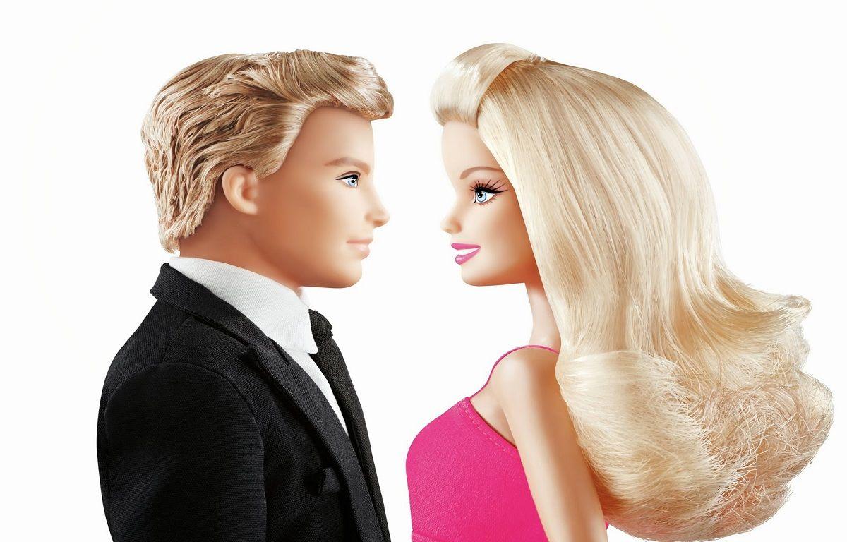 Barbie cute milf