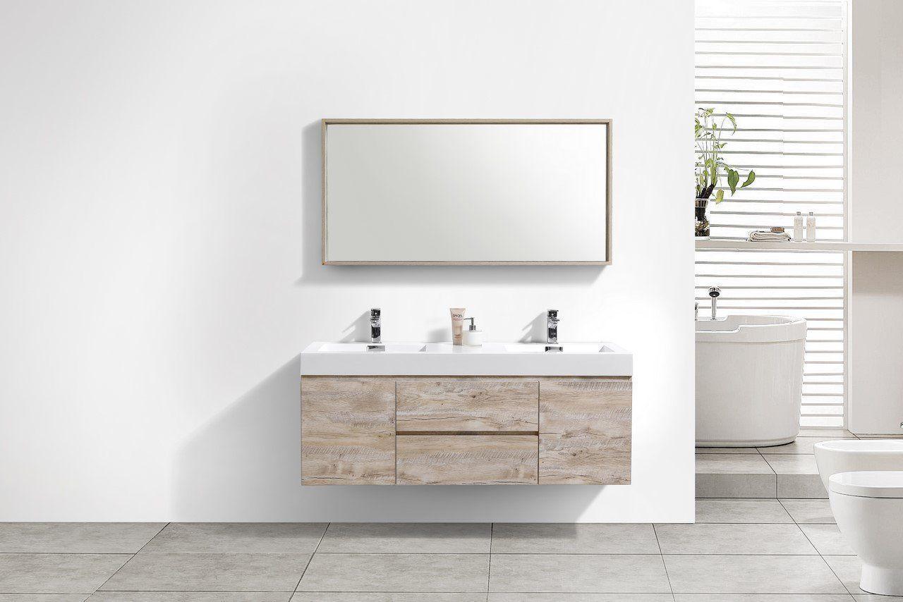 Bliss 60 | Bathroom vanities, Vanities and Wall mount