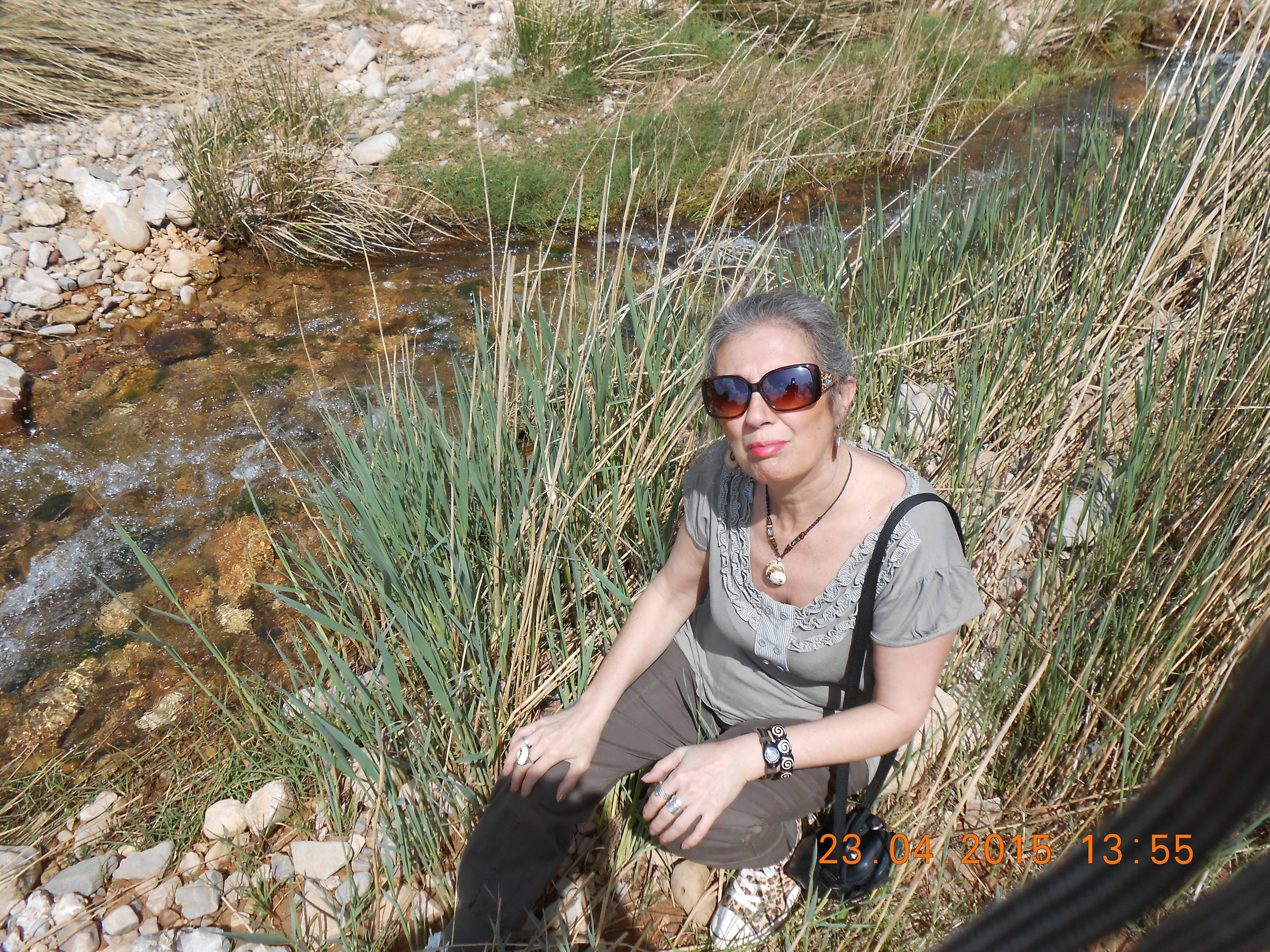 ¡Qué bien me sientan los paseos por el río! Ribota (Calatayud)