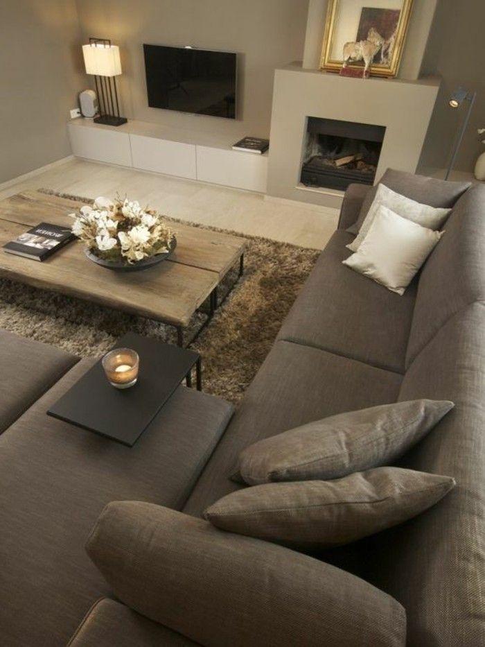 ▷ 1001+ ideas de cómo decorar un salón en 5 pasos | Decoración de ...