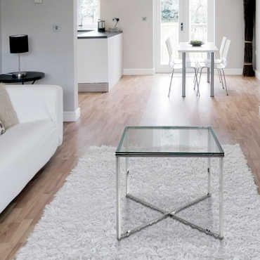 Beistelltisch Cross Quadratische Tische Beistelltisch Tisch