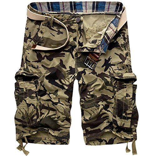 Military Cargo Pants Men Hot Camouflage Cotton Men Trousers