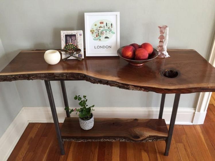 Cheap And Easy Sofa Table Diy For Anyroom Farmhouse Sofa Table