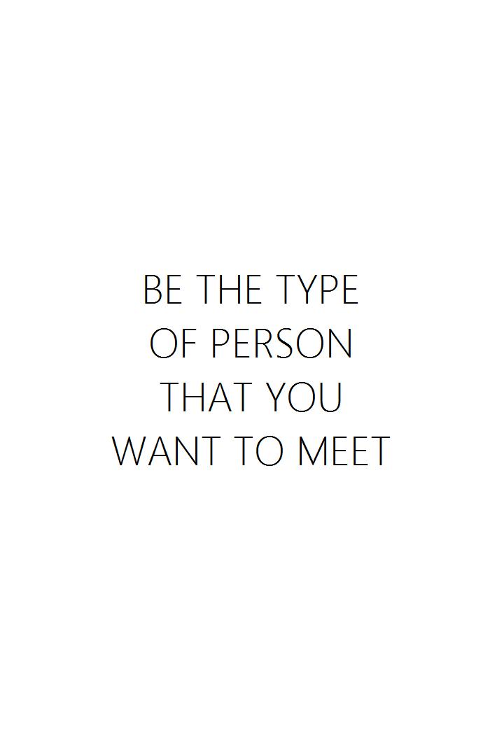 where to meet good people