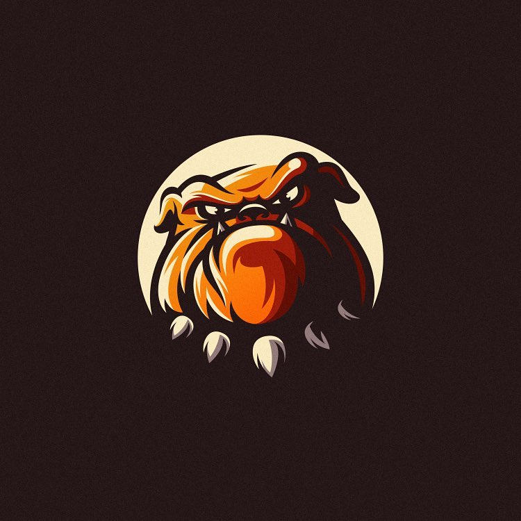 Bulldog Mascot Amazing Design For Your Company Or Brand Bulldog Clipart Angry Animal Png And Vector With Transparent Background For Free Download Bulldog Clipart Bulldog Mascot Bulldog