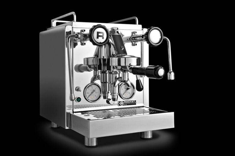 The Rocket Is A Dual Boiler Espresso Machine Featuring PID Temperature  Control, Full Commercial Rotary Pump, And The Option Of Using A Direct  Water ...