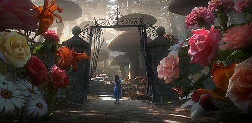 17 Best 1000 images about Alice In Wonderland Tim Burton on Pinterest