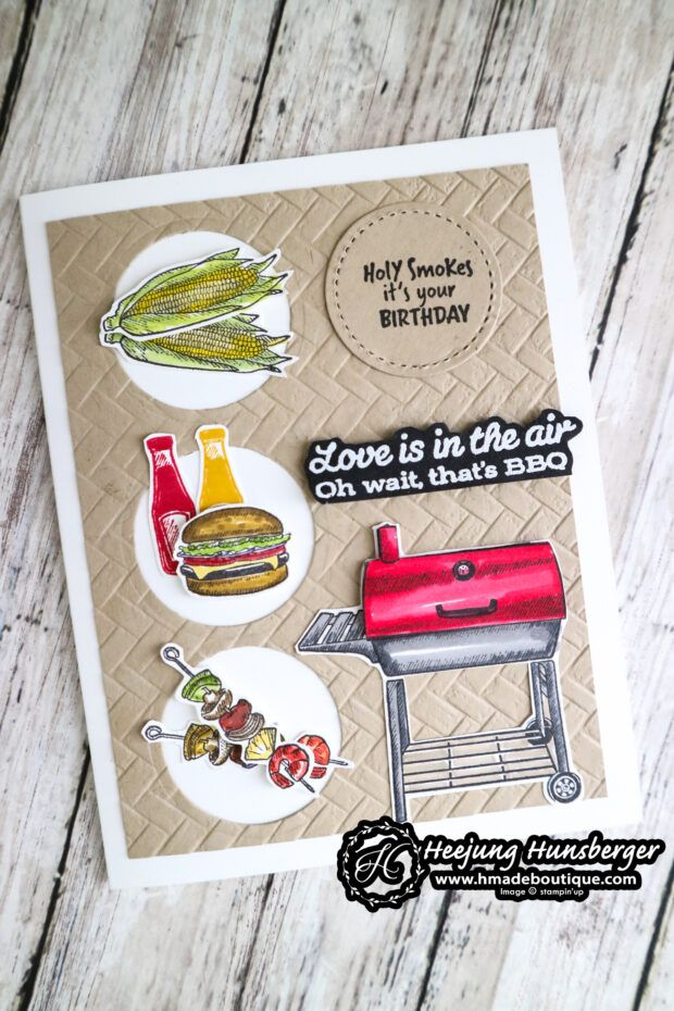 Outdoor Barbecue Birthday Cards – H MADE BOUTIQUE