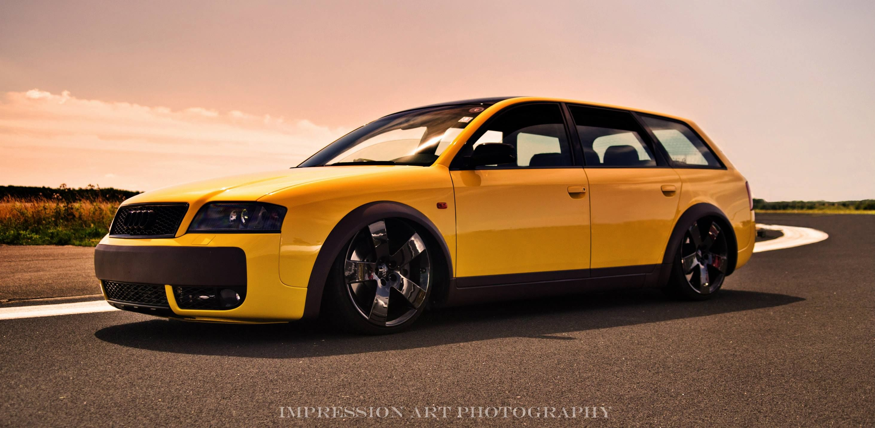 C5 Allroad Quot Slightly Quot Lowered Vehicles Pinterest